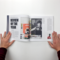 Creative Review – Issue 6, Vol. 38