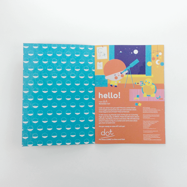 Dot Magazine – Vol. 8