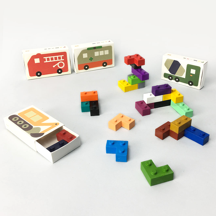 Pocket Crayon Blocks
