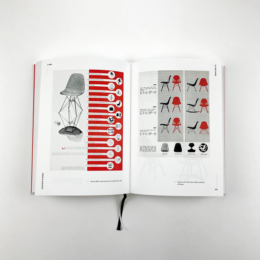 Eames Furniture Source Book