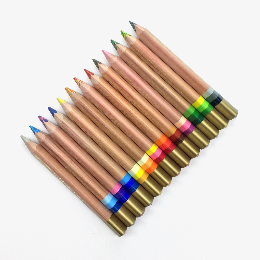 Magic Multicoloured Pencils