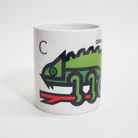 ABC Animal Mugs