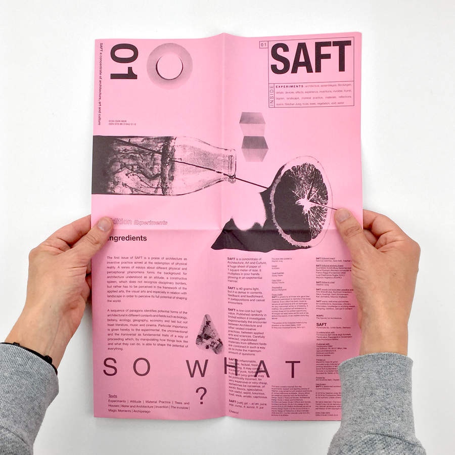 SAFT: Modular Book on Architecture, Art & Culture