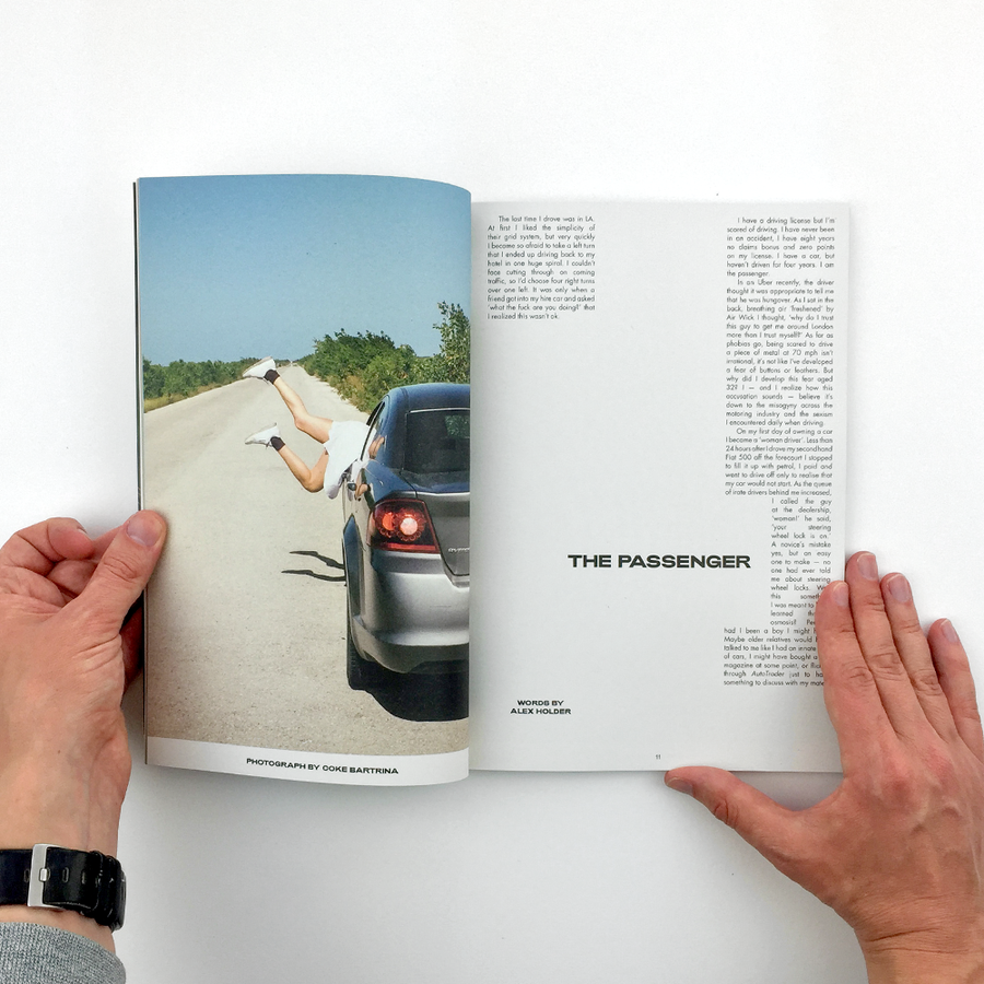 Sunday: The Slow Motoring Magazine (No.00)