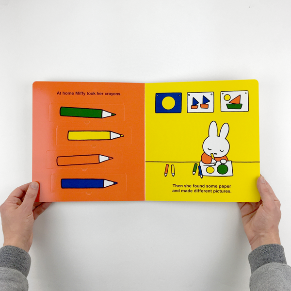 Miffy the Artist: Lift the Flap Book