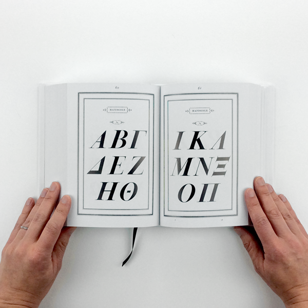 Bodoni: The Complete Manual of Typography
