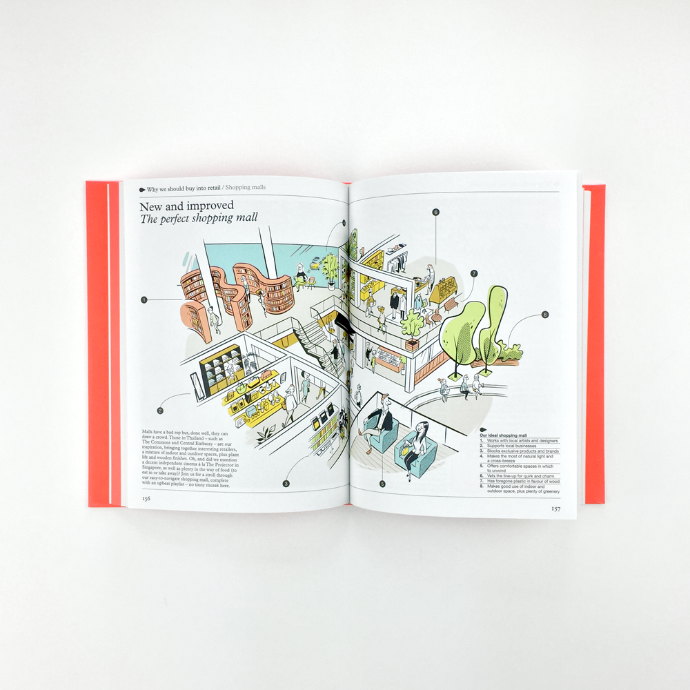The Monocle Guide to Shops Kiosks and Markets