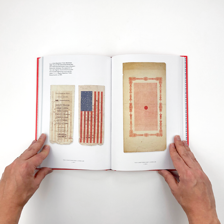 This is What Democracy Looked Like: A Visual History of the Printed Ballot