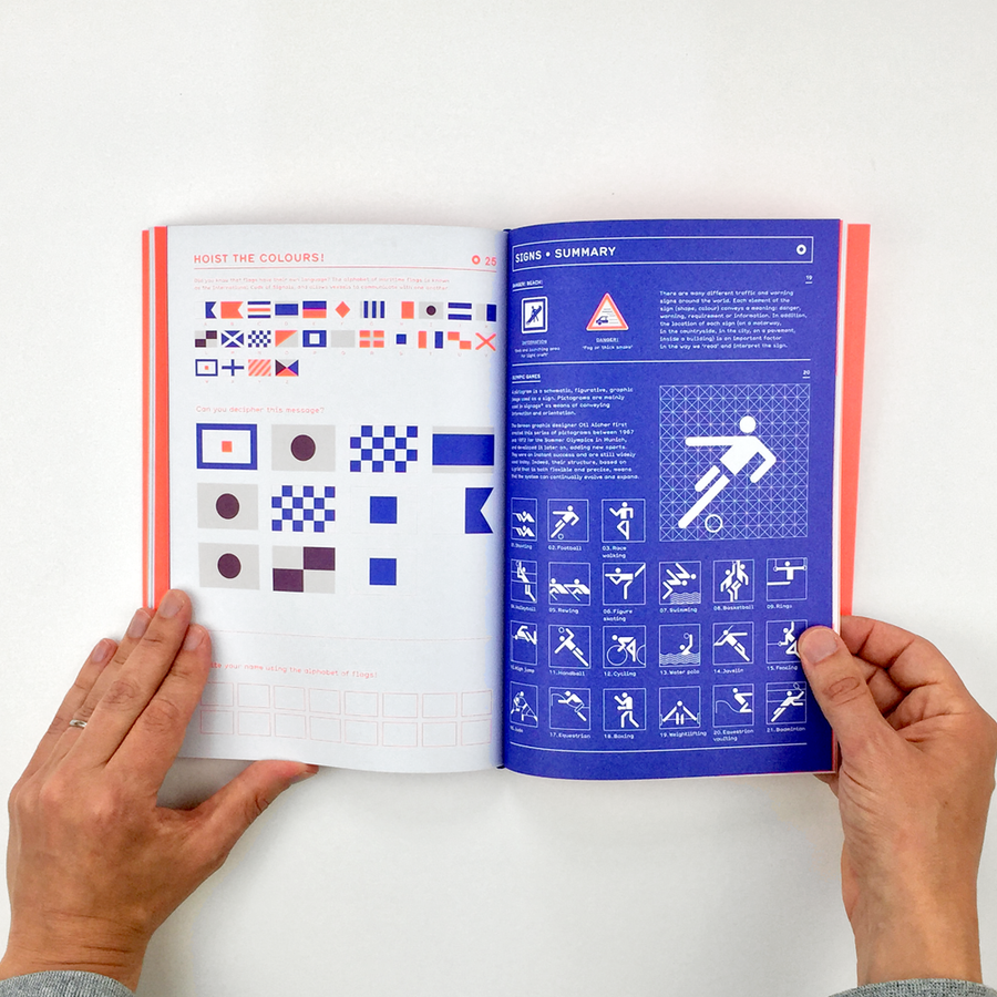 Graphic Design Play Book: An Exploration of Visual Thinking