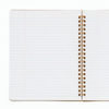 Medium Coil Notebook – Yellow