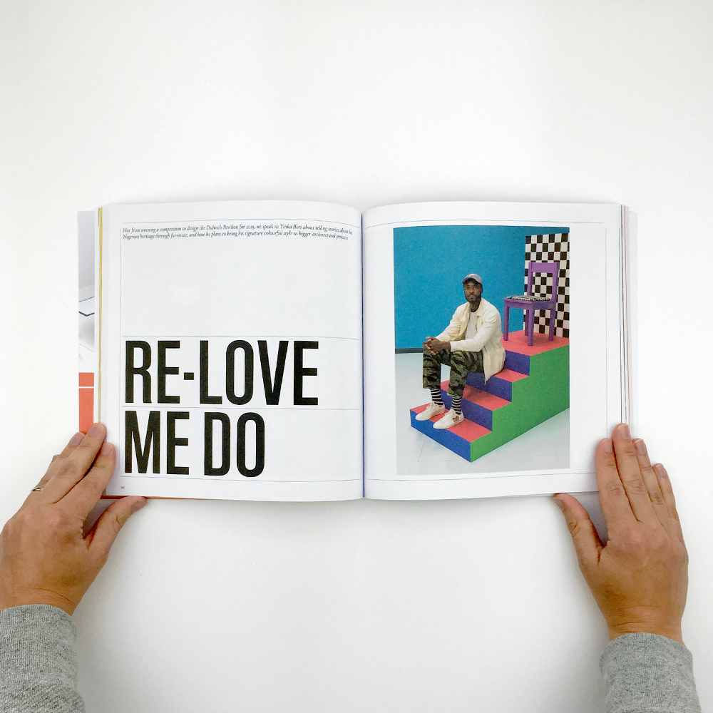 Creative Review – Issue 4, Vol. 38