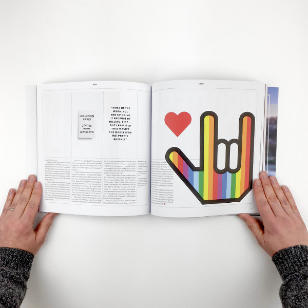 Creative Review – Issue 8, Vol. 37