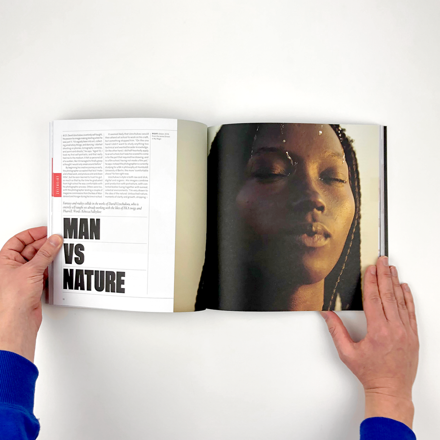 Creative Review – Issue 6, Vol. 40
