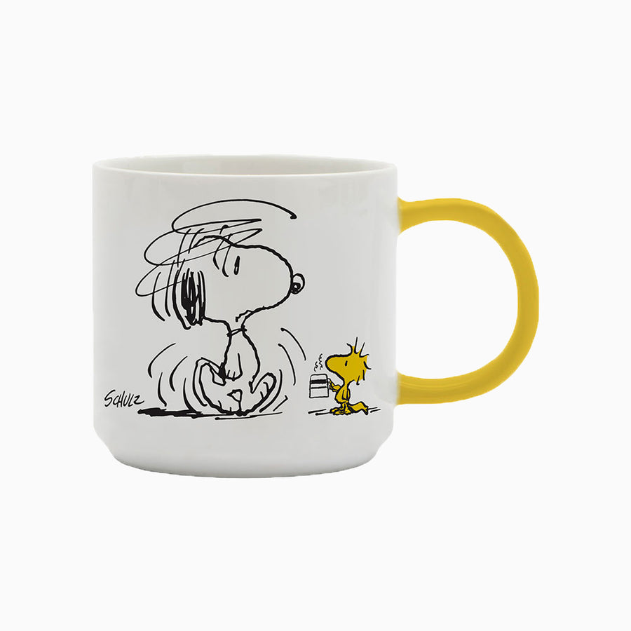 Peanuts Coffee Mug
