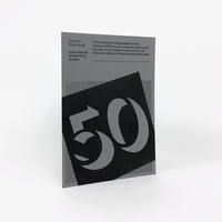 £50 Counter-Print Voucher