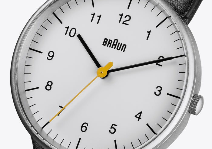 Braun BN0021 Watch – White