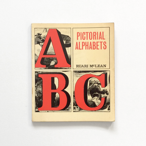 Pictorial Alphabets