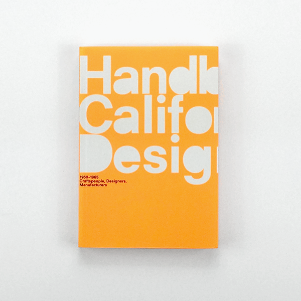 A Handbook of California Design
