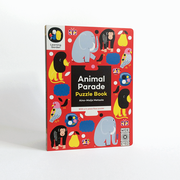 Animal Parade – Puzzle Book