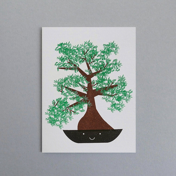 Bonsai Card