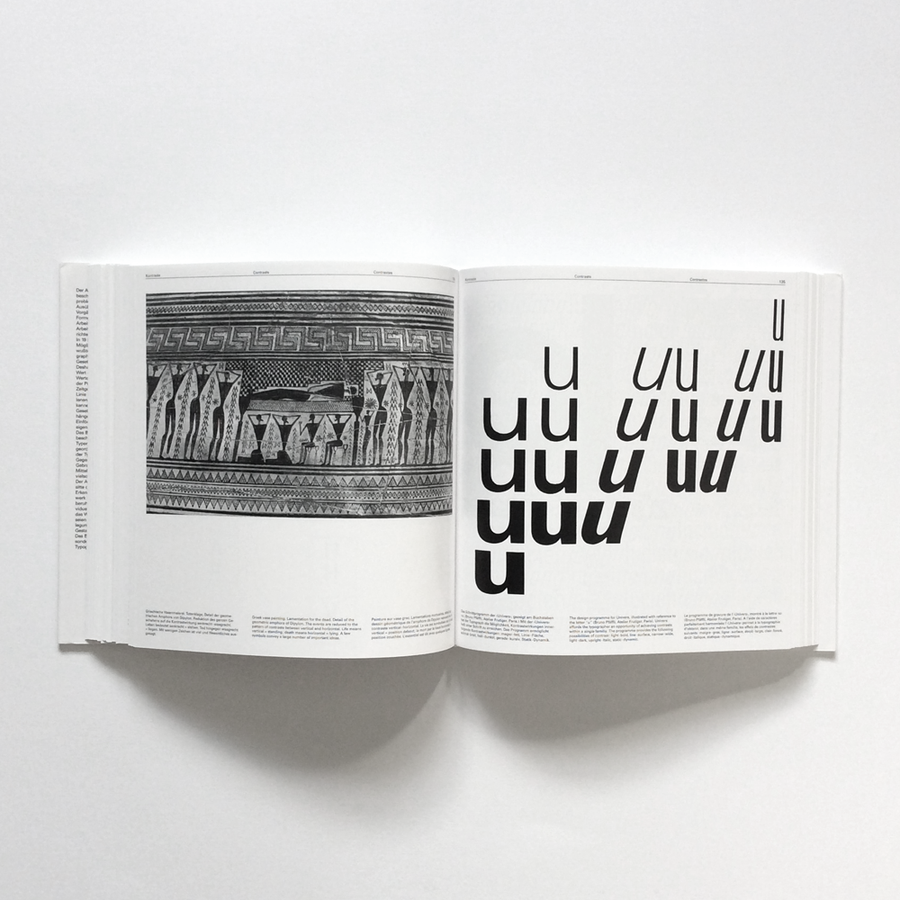 Typography: A Manual of Design