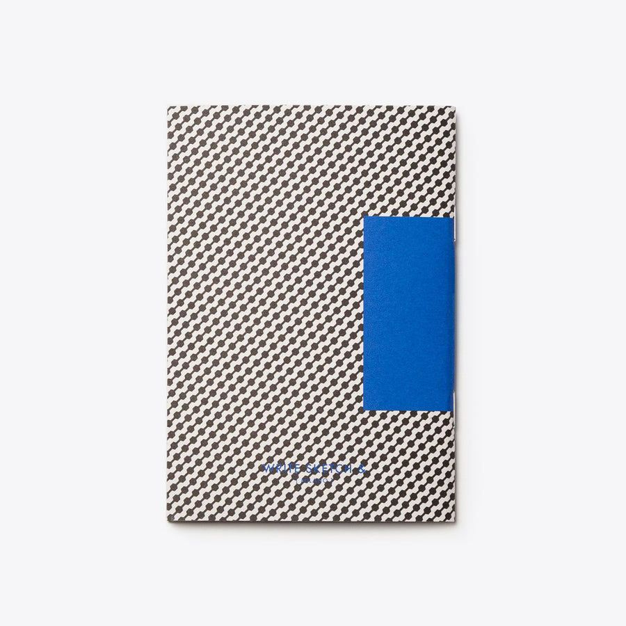 Super Gear Pocket Notebook (Pattern)
