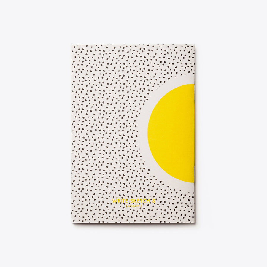 Super Sun Pocket Notebook (Pattern)