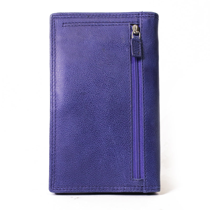 AW154 Slimline Wallet in Aviator Blue