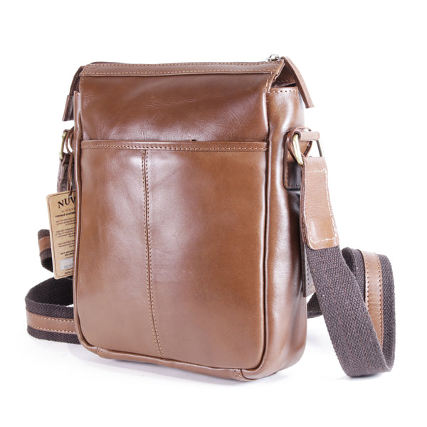 Adam tablet bag cappuccino