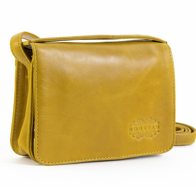 Big Bess crossbody yellow *PRE ORDER* mid December Delivery