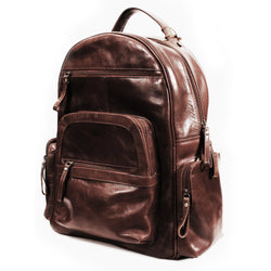 Nouveau Leather CLinton backpack