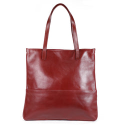 Isola Veg Red Shopper