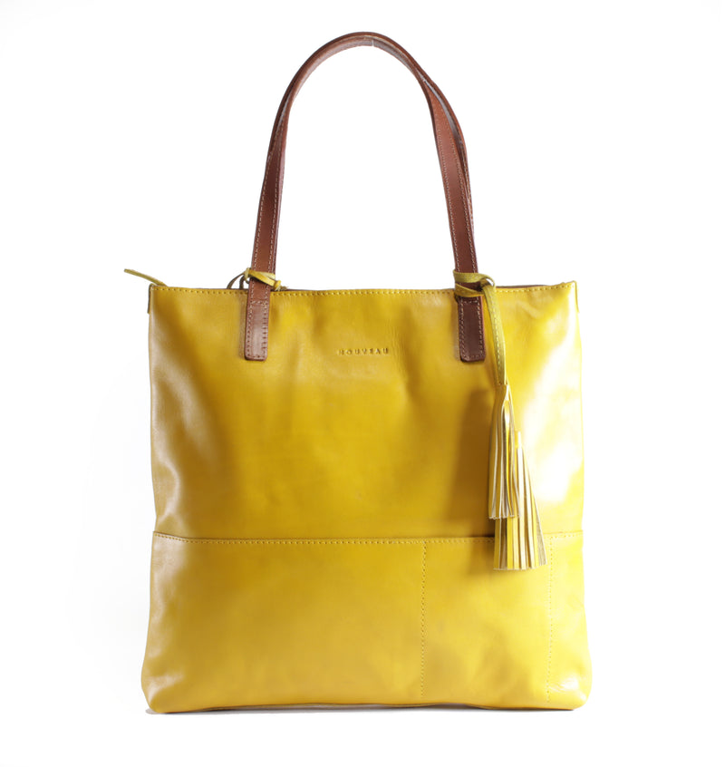 Isola Vacheta Yellow Shopper
