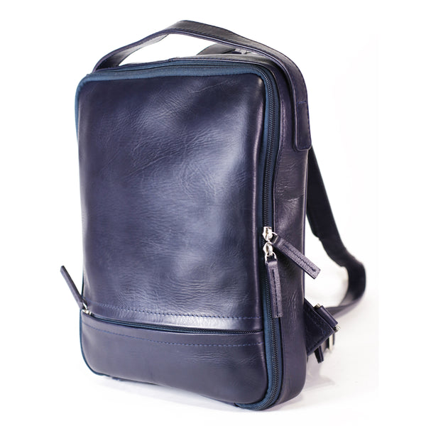 Kristof backpack blue *showroom sample