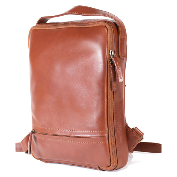Kristof backpack tan *showroom sample