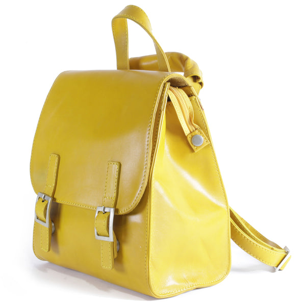 Ruwan Backpack & Slingbag Yellow
