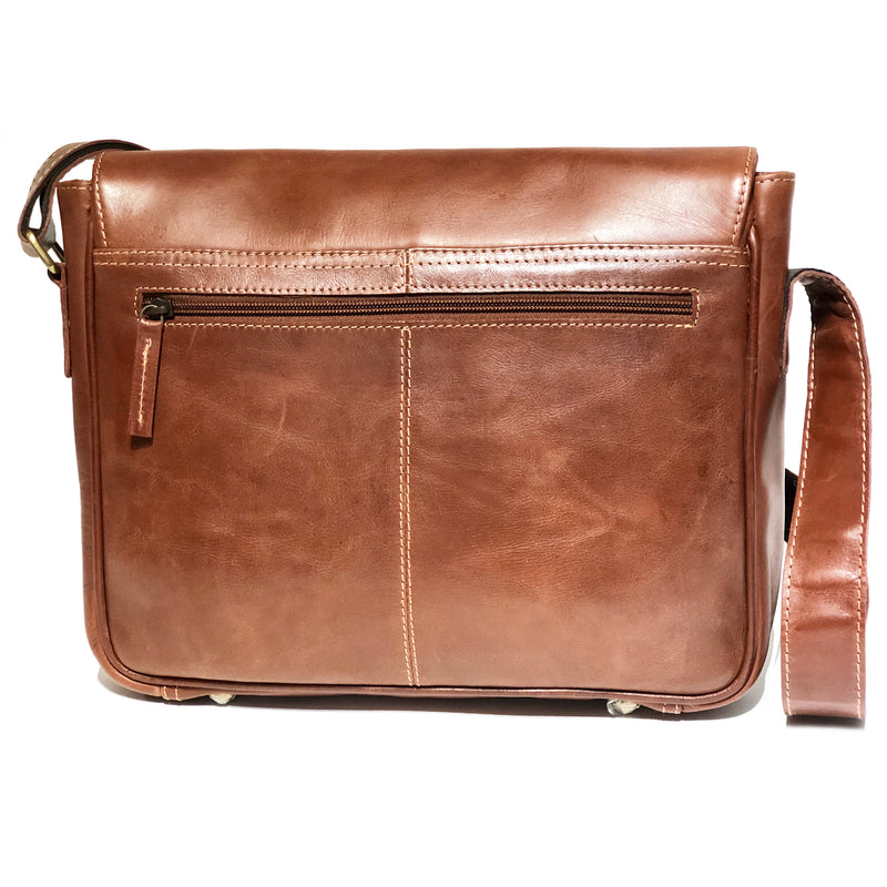 SAM-01 Messenger Bag with Flapover
