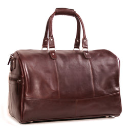 Small Terence carry on holdall vacheta brown