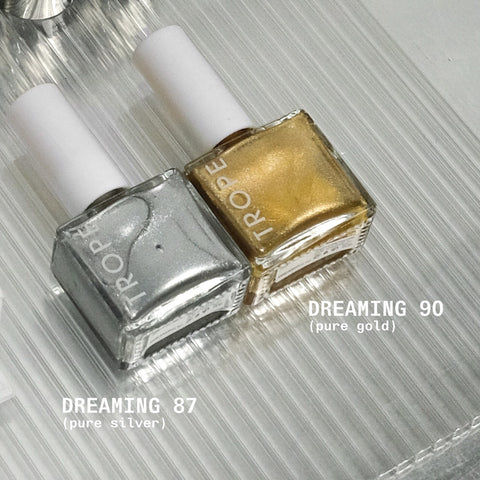 Ramadan Exclusive - Metallic Nail Lacquer Bundle
