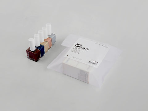 365 OMNEITY 5pc Nail Lacquer Set