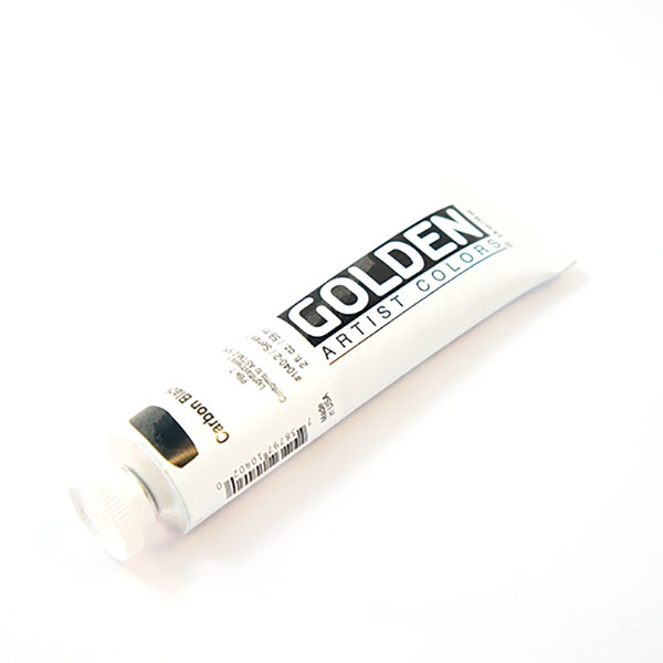 Golden Heavy Body Acrylic Paint 60ml tube - Individual Colours From £6.25