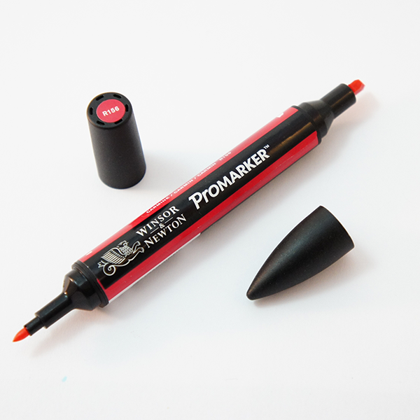 W&N Promarkers Twin Tip Marker - Individual Colours