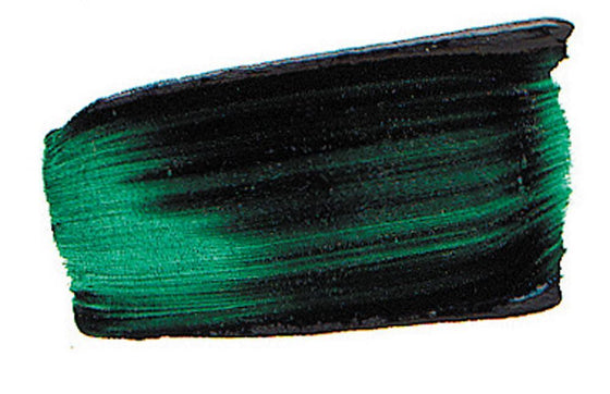 Golden Open Slow Drying Acrylic Colour 60ml Tube - Phthalo Green Blue Shade  IV - Spectrum Art Shop Birmingham