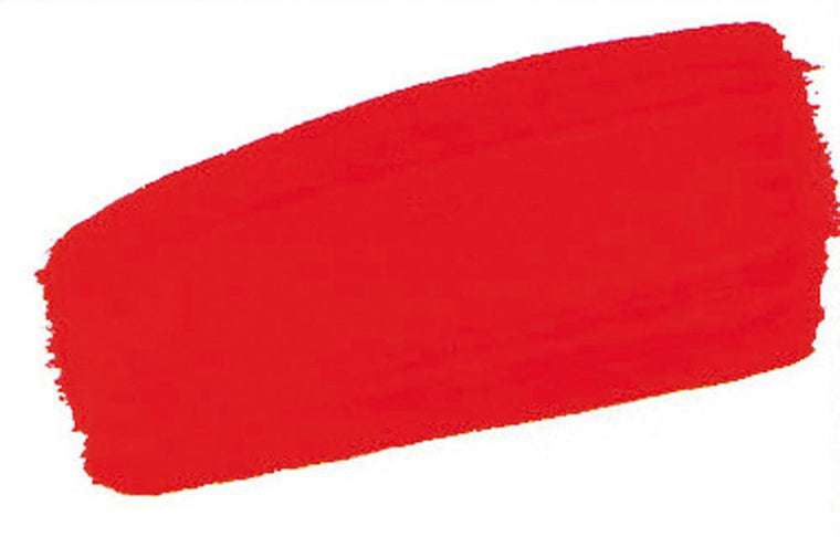 Golden Open Slow Drying Acrylic Colour 60ml Tube - Pyrrole Red  VIII - Spectrum Art Shop Birmingham