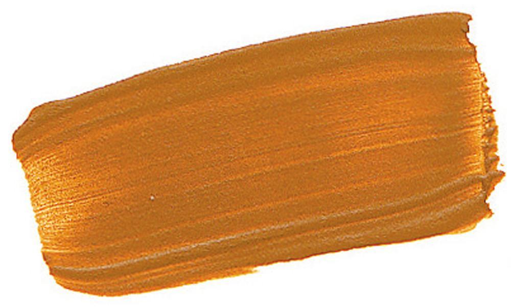 Golden Open Slow Drying Acrylic Colour 60ml Tube - Raw Sienna  I - Spectrum Art Shop Birmingham