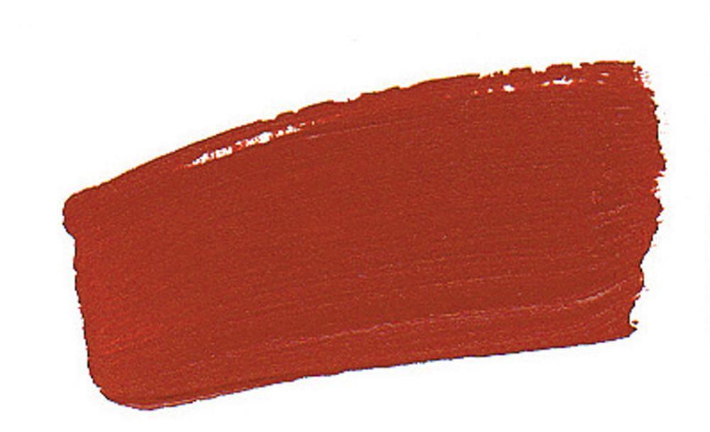 Golden Open Slow Drying Acrylic Colour 60ml Tube - Red Oxide  I - Spectrum Art Shop Birmingham