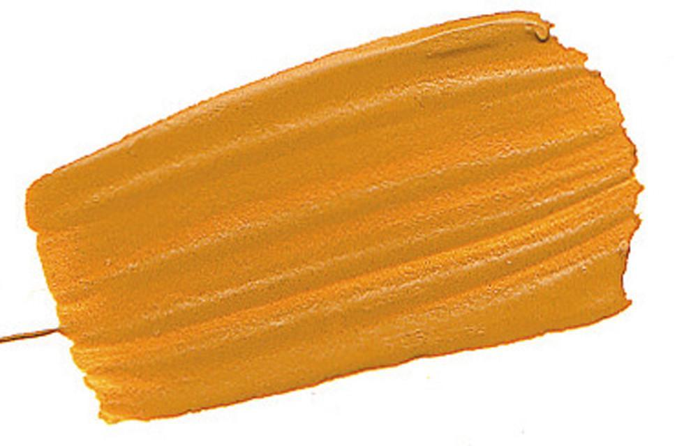 Golden Open Slow Drying Acrylic Colour 60ml Tube - Yellow Ochre  I - Spectrum Art Shop Birmingham