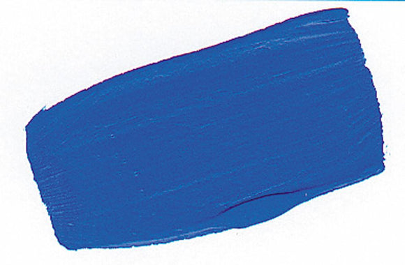 Golden Heavy Body Artist Acrylic Colour 60ml Tube - Colbalt Blue Hue  II - Spectrum Art Shop Birmingham