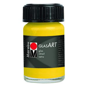 Glasart 15ml, Yellow - Spectrum Art Shop Birmingham