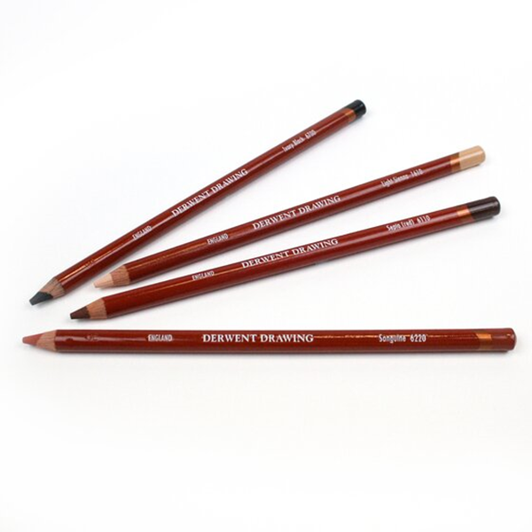 Derwent Drawing Pencils - Individual Colours - Spectrum Art Shop Birmingham